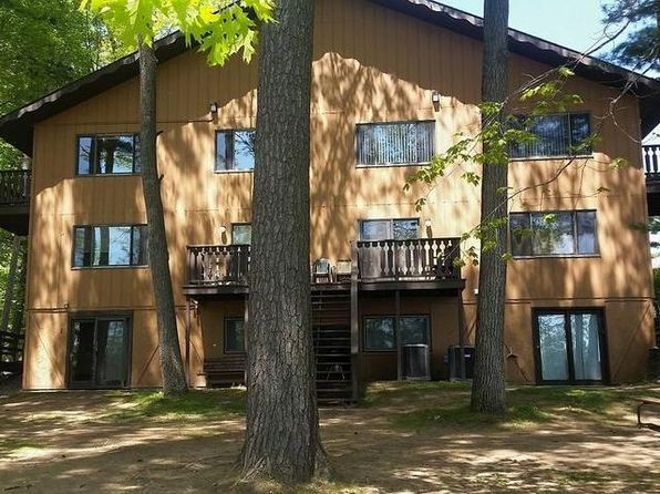2 bed 2 bath Condo at 9678 Island City Point Rd Minocqua, WI, 54548 is for sale at 215k - 1 of 7