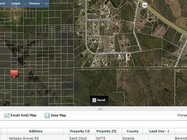 null bed null bath Vacant Land at  Holopaw groves Rd Saint cloud, FL, 34773 is for sale at 4k - 1 of 5