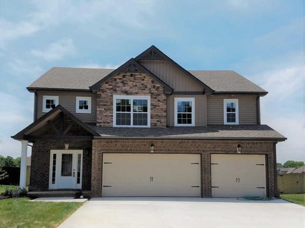4 bed 3 bath Single Family at 110 Crosswinds Clarksville, TN, 37040 is for sale at 225k - 1 of 16