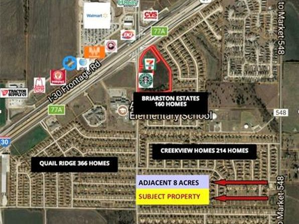 null bed null bath Vacant Land at 1900 Erby Campbell Royse City, TX, 75189 is for sale at 370k - 1 of 2