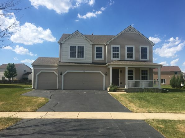 4 bed 3 bath Single Family at 317 Golden Rod Dr Minooka, IL, 60447 is for sale at 250k - google static map