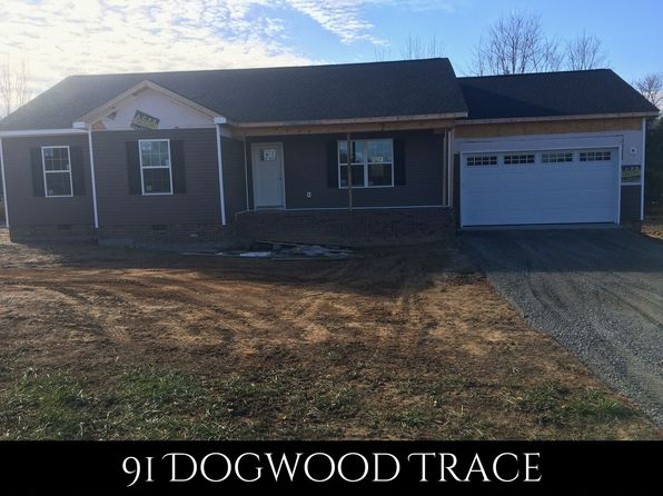 3 bed 2 bath Single Family at 91 Dogwood Trce Scottsville, KY, 42164 is for sale at 167k - google static map