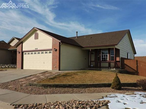 4 bed 3 bath Single Family at 8358 Firethorn Dr Colorado Springs, CO, 80925 is for sale at 259k - 1 of 35