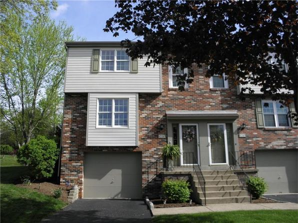 2 bed 2 bath Townhouse at 3073 Raintree Dr Gibsonia, PA, 15044 is for sale at 173k - 1 of 19