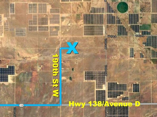 null bed null bath Vacant Land at 0 W Avenue A-8 Fairmont, CA, 93536 is for sale at 6k - google static map