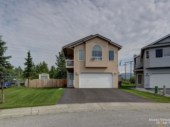 3 bed 2 bath Single Family at 8613 Brookridge Dr Anchorage, AK, 99504 is for sale at 328k - 1 of 33