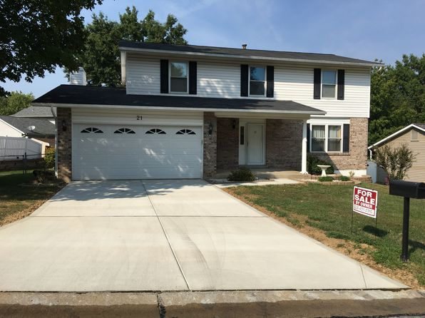 4 bed 3 bath Single Family at 21 Last Chance Ct Saint Peters, MO, 63376 is for sale at 210k - 1 of 18