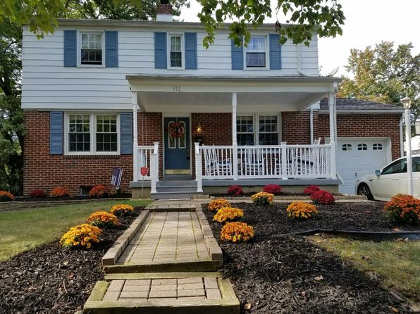 3 bed 2 bath Single Family at 412 Briarwood Ave Haddonfield, NJ, 08033 is for sale at 316k - 1 of 21