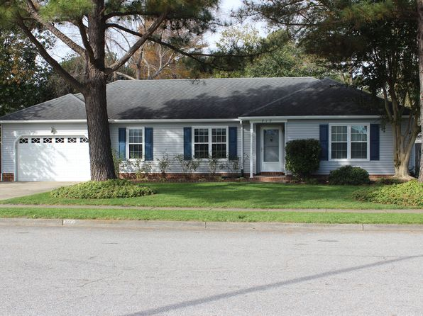 3 bed 3 bath Single Family at 717 Dwyer Rd Virginia Beach, VA, 23454 is for sale at 302k - 1 of 16