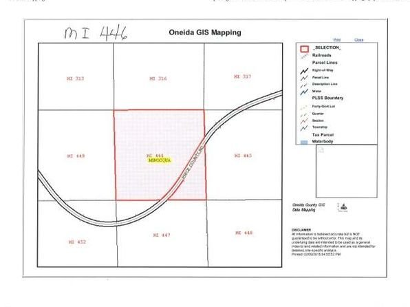 null bed null bath Vacant Land at MI446 On Price County Rd Minocqua, WI, 54548 is for sale at 46k - 1 of 3