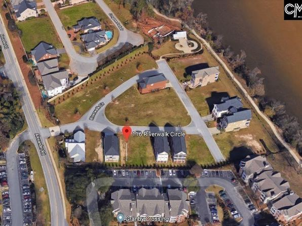 null bed null bath Vacant Land at 116 Riverwalk Cir West Columbia, SC, 29169 is for sale at 90k - google static map