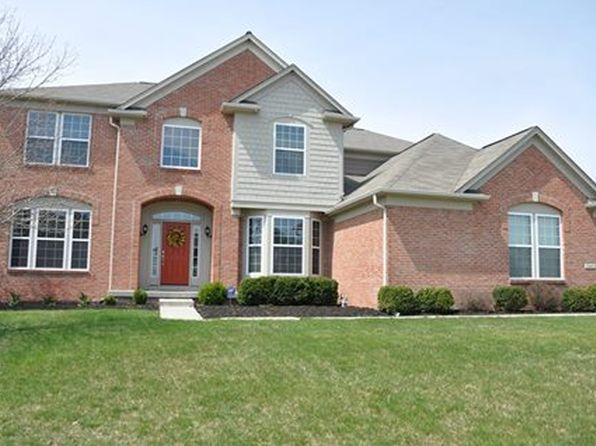 4 bed 5 bath Single Family at 12402 Cirrus Dr Fishers, IN, 46037 is for sale at 390k - 1 of 25