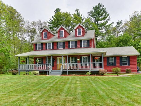 4 bed 3 bath Single Family at 35 DUNLEAVEY BROOK DR UXBRIDGE, MA, 01569 is for sale at 455k - 1 of 30