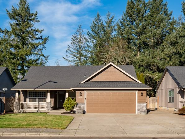 3 bed 2 bath Single Family at 24723 Hunter Ave Veneta, OR, 97487 is for sale at 260k - google static map