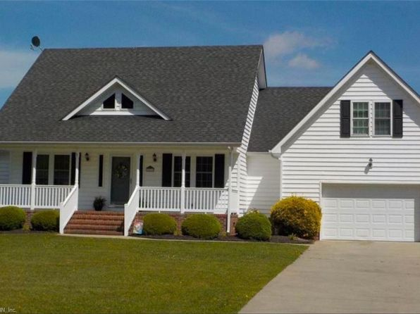 3 bed 3 bath Single Family at 161 Cottonwood Dr Hertford, NC, 27944 is for sale at 240k - google static map