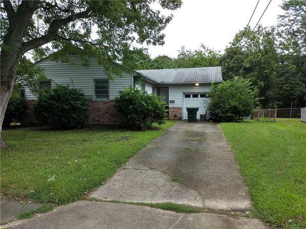 3 bed 1 bath Single Family at 13 Corey Cir Hampton, VA, 23663 is for sale at 75k - google static map