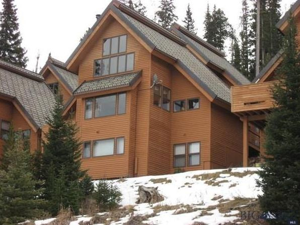 4 bed 4 bath Condo at 33 Black Eagle Road Arrowhead Big Sky, MT, 59716 is for sale at 760k - 1 of 13