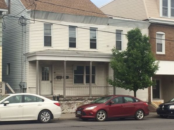 5 bed 3 bath Multi Family at 45 S Lehigh Ave Frackville, PA, 17931 is for sale at 15k - google static map
