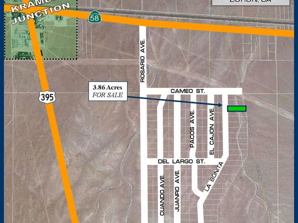 null bed null bath Vacant Land at  La bonita Ave Kramer junction, CA, 93516 is for sale at 17k - 1 of 7