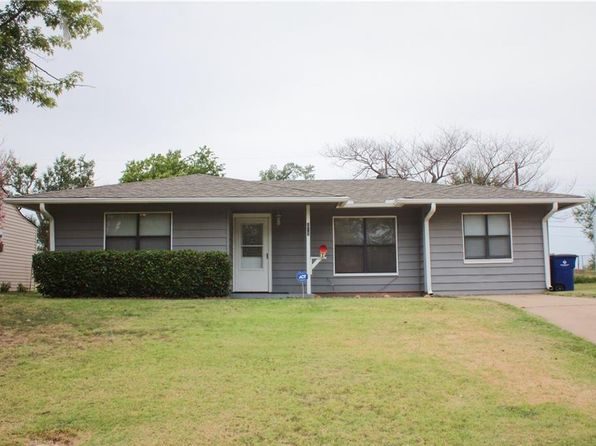 3 bed 1 bath Single Family at 213 N 17th St Chickasha, OK, 73018 is for sale at 75k - 1 of 31