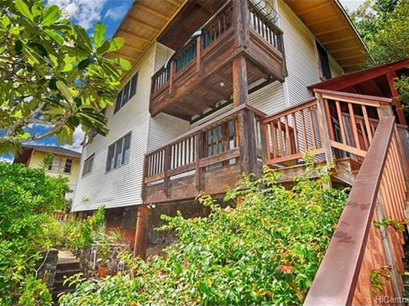 4 bed 2 bath Single Family at 713 Walea Pl Honolulu, HI, 96817 is for sale at 899k - 1 of 24