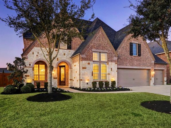 5 bed 4 bath Single Family at 27818 Pinpoint Crossing Dr Katy, TX, 77494 is for sale at 579k - 1 of 26