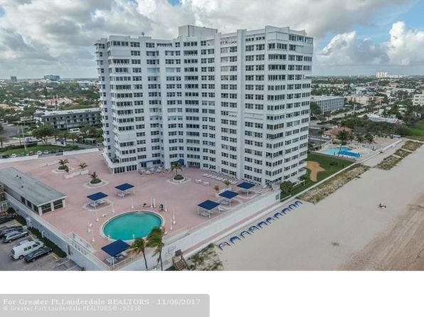 2 bed 2 bath Condo at 3900 N Ocean Dr Fort Lauderdale, FL, 33308 is for sale at 475k - 1 of 25