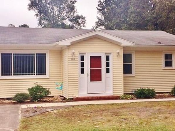 3 bed 2 bath Single Family at 104 Creek Rd Elizabeth City, NC, 27909 is for sale at 125k - 1 of 25