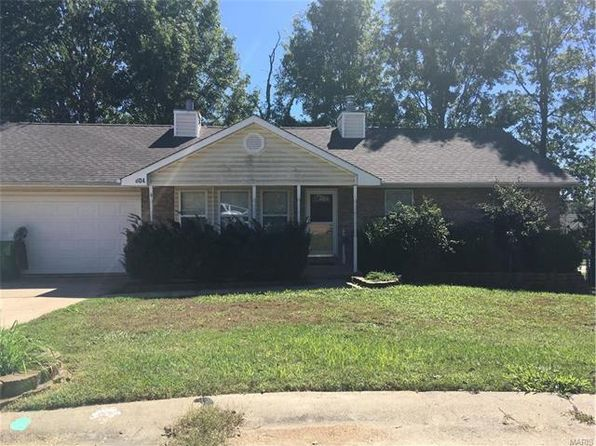 3 bed 3 bath Single Family at 804 Peach Tree Ct Pacific, MO, 63069 is for sale at 104k - google static map