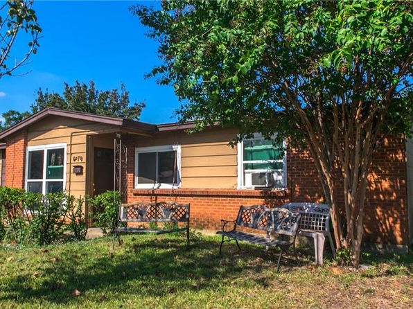 4 bed 1 bath Single Family at 6279 Truman Dr Fort Worth, TX, 76112 is for sale at 65k - 1 of 12