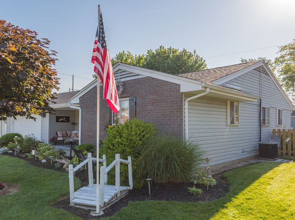 3 bed 2 bath Single Family at 104 Deerfield Dr New Carlisle, OH, 45344 is for sale at 128k - 1 of 3