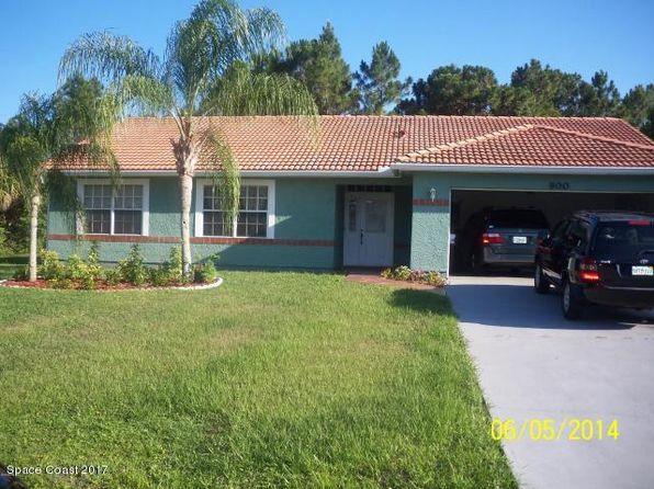 3 bed 2 bath Single Family at 900 WELLINGTON ST SW PALM BAY, FL, 32908 is for sale at 160k - google static map