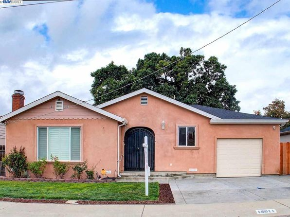3 bed 2 bath Single Family at 15011 Edgemoor St San Leandro, CA, 94579 is for sale at 638k - google static map
