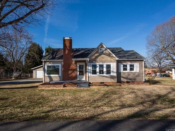 3 bed 1 bath Single Family at 207 Brown St Rockwell, NC, 28138 is for sale at 110k - 1 of 25