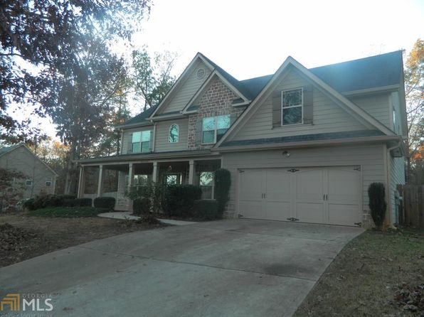 4 bed 3 bath Single Family at 8350 Mossybrook Ln Douglasville, GA, 30135 is for sale at 260k - 1 of 29