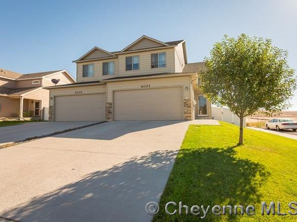 4 bed 4 bath Single Family at 4001 Gunsmoke Rd Cheyenne, WY, 82001 is for sale at 235k - 1 of 16