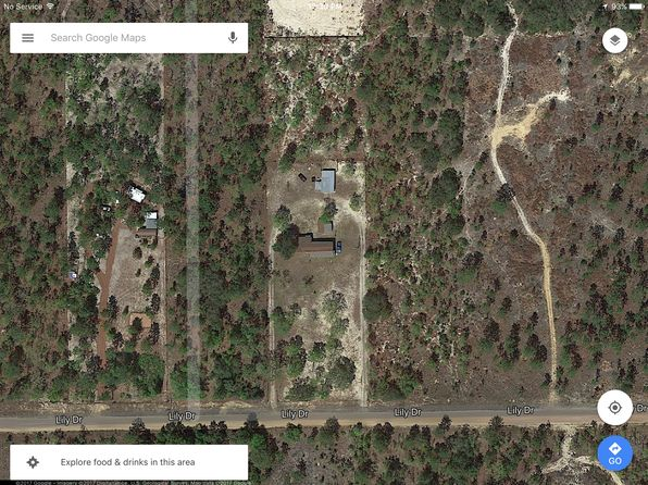 2 bed 2 bath Mobile / Manufactured at 414 Lily Trl Interlachen, FL, 32148 is for sale at 35k - google static map
