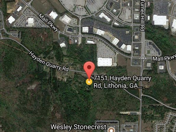 null bed null bath Vacant Land at 7151 Hayden Quarry Rd Lithonia, GA, 30038 is for sale at 2.90m - google static map
