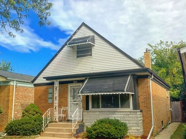 4 bed 2 bath Single Family at 1819 Leland Ave Evanston, IL, 60201 is for sale at 210k - google static map