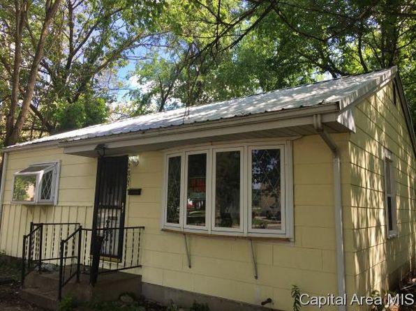 2 bed 1 bath Single Family at 2805 Poplar Ave Springfield, IL, 62703 is for sale at 15k - 1 of 11