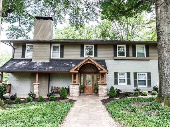 4 bed 4 bath Single Family at 46 Ladue Ter Saint Louis, MO, 63124 is for sale at 665k - 1 of 42