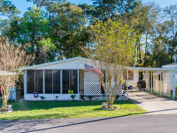 2 bed 2 bath Mobile / Manufactured at  21271 West Highway 40 Dunnellon, FL, 34431 is for sale at 33k - 1 of 50