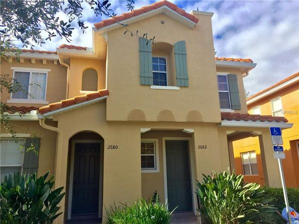 3 bed 3 bath Townhouse at 2682 Mayaguana St Kissimmee, FL, 34747 is for sale at 173k - 1 of 14