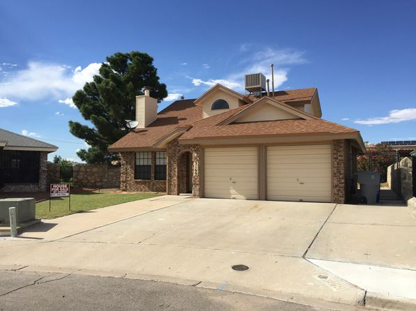 3 bed 2 bath Single Family at 3169 Lonesome Dove Cir El Paso, TX, 79936 is for sale at 119k - 1 of 45