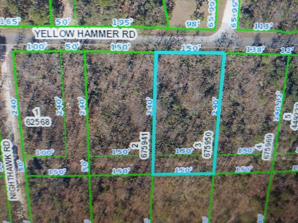 null bed null bath Vacant Land at  Yellow Hammer Rd Brooksville, FL, 34614 is for sale at 15k - google static map