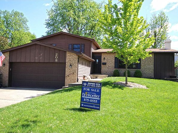 3 bed 1.1 bath Single Family at 208 Drexel Ct Decatur, IL, 62521 is for sale at 100k - 1 of 17