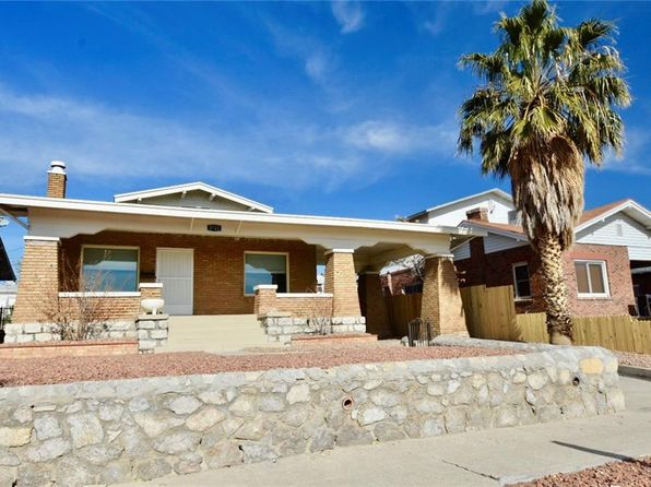 3 bed 1 bath Single Family at 3721 CHESTER AVE EL PASO, TX, 79903 is for sale at 135k - 1 of 50
