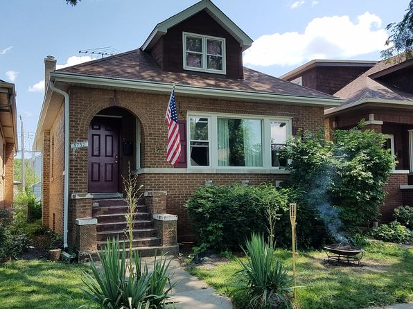 4 bed 2 bath Single Family at 5737 N Merrimac Ave Chicago, IL, 60646 is for sale at 270k - 1 of 2