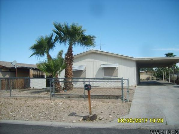 3 bed 2 bath Single Family at 891 Palo Verde Dr Bullhead City, AZ, 86442 is for sale at 57k - 1 of 14
