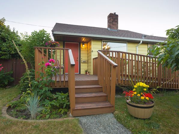 4 bed 1.5 bath Single Family at 8657 17th Ave SW Seattle, WA, 98106 is for sale at 475k - 1 of 12